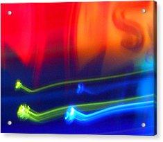 In The Beginning Acrylic Print
