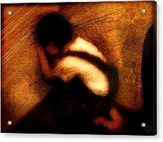 In The Corner Acrylic Print by Gun Legler