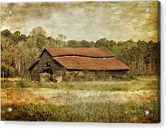 In The Country Acrylic Print