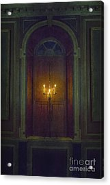 In The Great Hall Acrylic Print by Margie Hurwich
