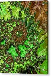 In The Jungle  Acrylic Print by Heidi Smith