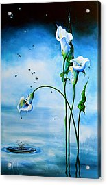 In The Mist Of A Memory Acrylic Print