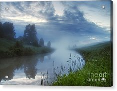 In The Morning At 02.57 Acrylic Print