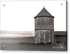 In Vexin Acrylic Print by Olivier Le Queinec