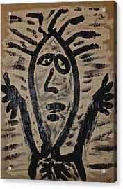 Incantation Acrylic Print by Mario Perron