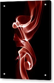 Incendere - 8471 Acrylic Print