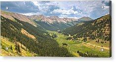 Independence In Colorado - Color Acrylic Print