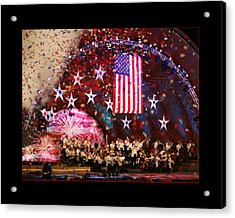 Independence Acrylic Print by Kristopher Ventresco