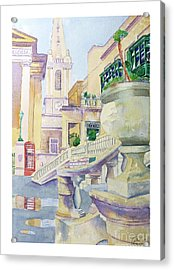 Independence Square Acrylic Print