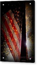 Independence Acrylic Print