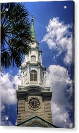 Independent Presbyterian Church Steeple Acrylic Print