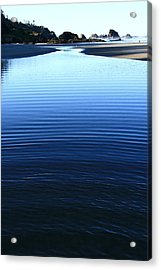 Indian Ripples Acrylic Print