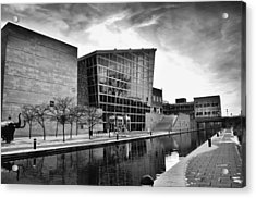 Indiana State Museum Acrylic Print