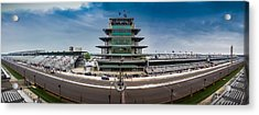 Indianapolis Motor Speedway Acrylic Print