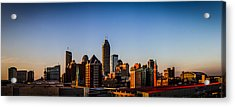 Indianapolis Skyline - South Acrylic Print
