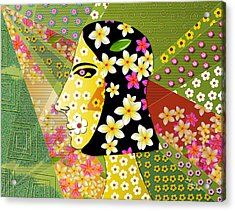 Indigenous Acrylic Print