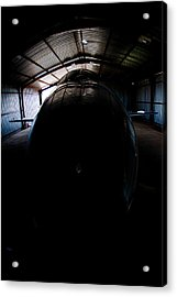 Indoors Acrylic Print by Paul Job