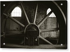 Acrylic Print featuring the photograph Funicular System by Amarildo Correa