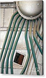 Industrial Art Acrylic Print