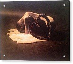 Infertility Acrylic Print by Vienne Rea