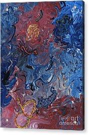 Infinite Beings Acrylic Print