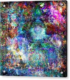 Infinite Bit 25 Acrylic Print
