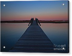 Acrylic Print featuring the photograph Infinity by Amazing Jules