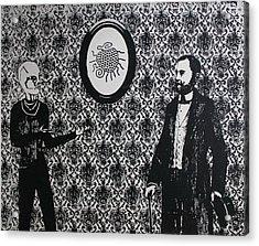 Informant Acrylic Print by Jeremy Johnson