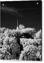 Infrared Stillwater Acrylic Print