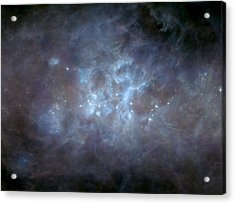 Acrylic Print featuring the photograph Infrared View Of Cygnus Constellation by Science Source