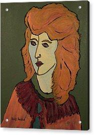Ingrid  Acrylic Print