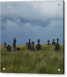 Inishmore, Ireland #ireland #instagood Acrylic Print