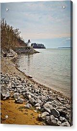 Inlet Lighthouse 3 Acrylic Print