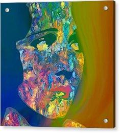 Inner Beauty Pop Art Acrylic Print