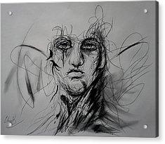 Inner Demons Acrylic Print by Christopher Kyle