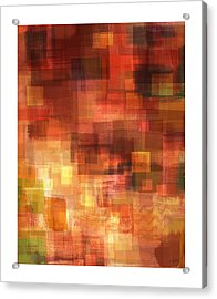 Inner Sanctum 2 Acrylic Print by Craig Tinder
