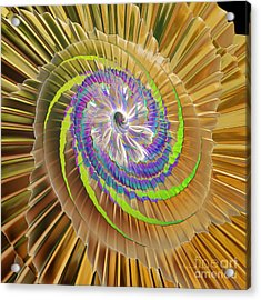 Inner Twister Acrylic Print