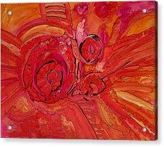 Inner Worlds Acrylic Print