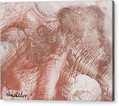 Innergold Acrylic Print