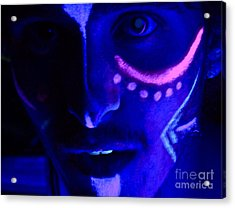 Innocent Fun Acrylic Print by Xn Tyler