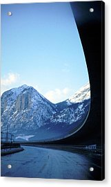 Innsbruck's Mountains Acrylic Print