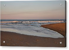 Inroads Acrylic Print by Steven Ainsworth