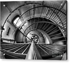 Inside Edgartown Lighthouse 3 Acrylic Print