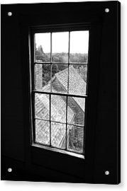 Inside The Olson House Acrylic Print by Joel White