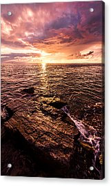 Inspiration Key Acrylic Print by Chad Dutson