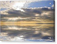 Inspiration Reflection Acrylic Print