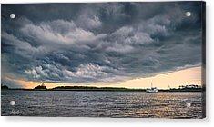 Instant Storm Acrylic Print