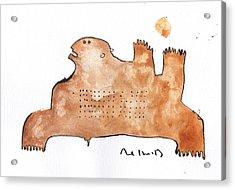 Instar No.2 Acrylic Print by Mark M  Mellon