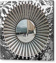 Institut Du Monde Arabe - Paris Acrylic Print