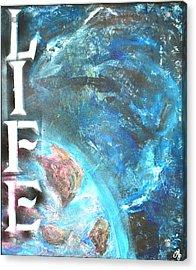 Intelligent Life Acrylic Print